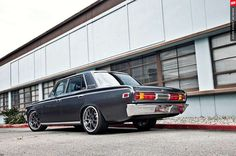 1970 Toyota Crown Rear Bumper - Provided by SuperStreetOnline Corolla Hatchback, Toyota Crown, Toyota Tundra, Retro Cars, The Crown, Custom Cars, Old School, Super Cars, Classic Cars