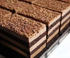 Merine Milka kocke ~ Recepti i Ideje Sweets Recipes, Baking Recipes, Cake Recipes, Yummy Treats, Delicious Desserts, Yummy Food, Milka Chocolate, Chocolate Lovers, Torte Recepti