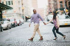 NYC Engagement Session by Daniel J. Photography