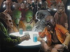 Spotlight of the Week - Mos Eisley Cantina: Watch Your Step