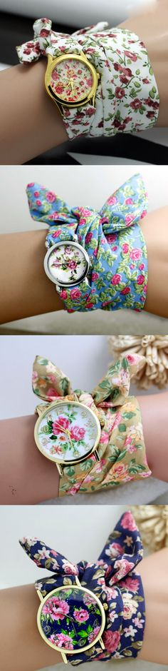 Violetta Watch- omg I want!