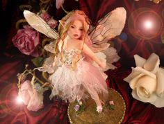 Luna, One of a kind Doll by veronabarrella.deviantart.com on @deviantART