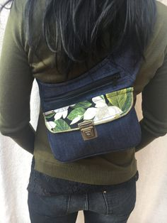 Texans, Purses And Bags, Picnic, Belt, Couture, Etsy, Denim, Sewing, Womens Fashion