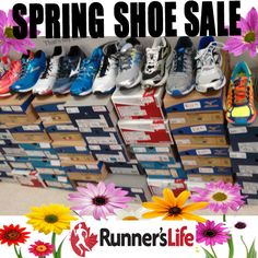 Need a new pair of shoes? We have a great selection of shoes now on sale. Come check them out!