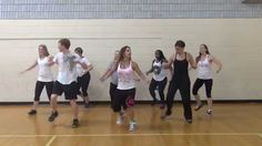 Suit and Tie, By Justin Timberlake Choreo by Natalie Haskell for Dance F...
