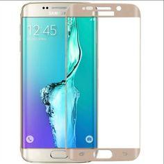 รีวิว สินค้า For Samsung Galaxy S6 Edge Plus G9280 Premium Ultra Thin Full Cover Explosion Tempered Glass Screen Film Protector(Gold) - Intl ☃ รีวิว For Samsung Galaxy S6 Edge Plus G9280 Premium Ultra Thin Full Cover Explosion Tempered Glass Screen  ก่อนของจะหมด | facebookFor Samsung Galaxy S6 Edge Plus G9280 Premium Ultra Thin Full Cover Explosion Tempered Glass Screen Film Protector(Gold) - Intl  สั่งซื้อออนไลน์ : http://product.animechat.us/jmOCx    คุณกำลังต้องการ For Samsung Galaxy S6…