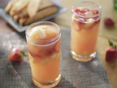 Knockout Punch recipe from Trisha Yearwood via Food Network