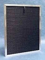 Permanent Electrostatic Air Filters. 14'' x 20'' x 1''