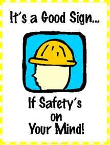 Workplace Safety Posters  #lawofficesofjamesscottfarrin