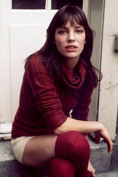 In Photos: Jane Birkin's Iconic Style  - HarpersBAZAAR.com