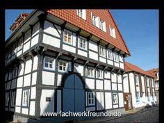 Northeim: Eine Fachwerktour durch die historische Altstadt. Multi Story Building, Mansions, House Styles, Decor, Old Town, House, Mansion Houses, Decoration, Decorating