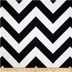 Premier Prints Zippy Black/White