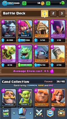 Best Clash Royale Decks & Strategy: Good Decks For Arenas 3 4 5 and  http://ift.tt/1STR6PC