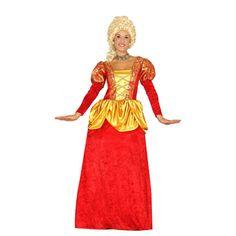 Déguisement Marquise Rouge #déguisementsadultes #costumespouradultes #nouveauté2015
