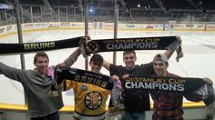 It's hockey season!  Create your own SportsScarf scarves for your hockey team today!     For you AHL fans,  check out our new AHL scarves for the 2012-13 season in our online store!