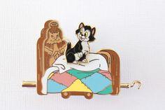Figaro Disney Cats Train Series