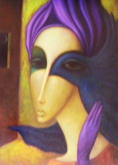 "Sergey Smirnov - ""Magic Mask of Night""."