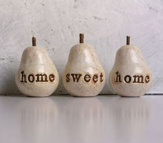 Home Sweet Home (Via Etsy www.etsy.com)