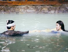 The first scene after the director said cut because they saw IU look almost drown / choke with water. baekhyun looked at her with worry expression. Baekhyun Moon Lovers, Iu Moon Lovers, Moon Lovers Drama, Drama 2016, Moonlight Drawn By Clouds, Do Bong Soon, Exo Concert, Weightlifting Fairy Kim Bok Joo, Handsome Prince
