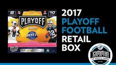 2017 Panini Playoff Football Premium Retail Box