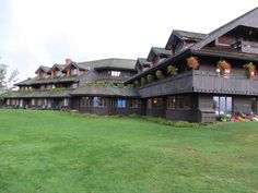 Trapp Family Lodge in Stowe, VT.  http://www.tripadvisor.com/Hotel_Review-g57415-d100122-Reviews-Trapp_Family_Lodge-Stowe_Vermont.html