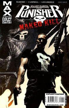 Punisher: Naked Kill by Tim Bradstreet