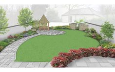 #GardenDesign #Terenure www.owenchubblandscapers.com