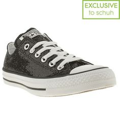 7 Best My birthday wish list images | Black glitter converse