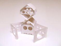 Ta.Ta. Unconventional Design For Kids: cardboard