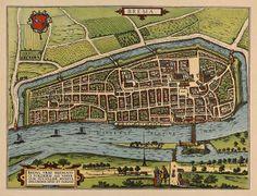 Bremen um 1598