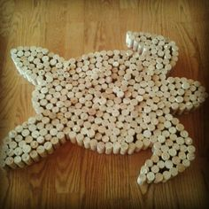 cork ideas - in the shape of the best animal!
