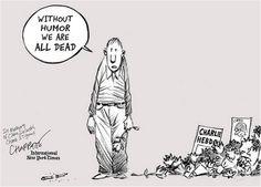 Je Suis Charlie Cartoons - Patrick Chappatte