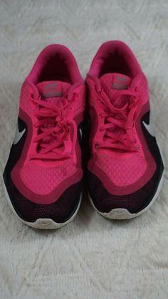 detailed look f3425 a221c NIKE FLEX TRAINER 6 WOMEN S CROSS TRAINING SHOE 831217-600 SIZE 7 PRE-OWNED   Nike  CrossTrainingShoes