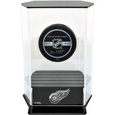 Caseworks International Detroit Red Wings Floating Puck Display Case - $69.95