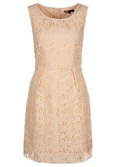 MELLA - Sommerkleid - creme blush