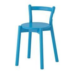 IKEA PS 2012 Hocker - blau - IKEA