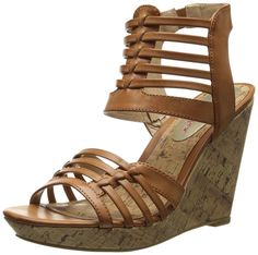 Pink  and  Pepper Women's Empress Wedge Sandal > Can't believe it's available, see it now : Wedge sandals