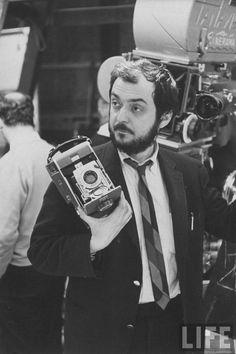 Stanley Kubrick (2001: A Space Odyssey, The Killing, The Shining, Clockwork Orange, etc.) http://www.imdb.com/name/nm0000040/#Writer