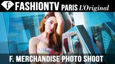 F. Merchandise Photo Shoot at Love F.Hotel Bali | FashionTV