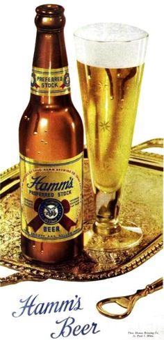 Hamm's Beer 1948