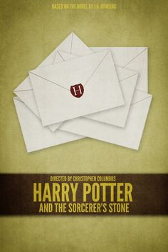 Harry Potter and the Sorcerer's Stone  Harry Potter objectified: series uses one key object from each book