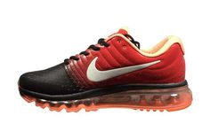 newest e402e 68657 1830   Nike Air Max 2017 Herr Svart Röd Vit SE911197QeHfM