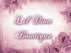 https://www.facebook.com/lildivabowtique1 https://www.etsy.com/shop/LilDivaBowtique1