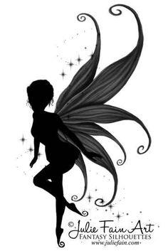 Fairy silhouette                                                                                                                                                                                 More                                                                                                                                                                                 Más