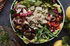 Loaded Nicoise Salad