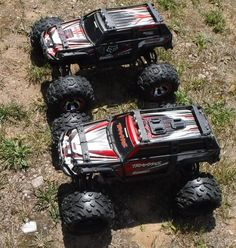 Traxxas Summit Vs Traxxas Summit Drag Race Who Will Win?