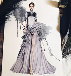 Ideas fashion drawing dresses sketches haute couture Source by sohretduz dress sketches Fashion Drawing Dresses, Fashion Illustration Dresses, Fashion Dresses, Drawing Fashion, Fashion Illustrations, Design Illustrations, Fashion Design Portfolio, Fashion Design Drawings, Fashion Sketches