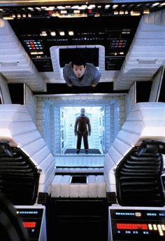 """2001: A Space Odyssey"" (1968, dir. Stanley Kubrick) (via)"