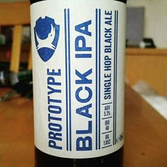 Hoppy. A pale ale in all but colour. - Drinking a Black IPA by BrewDog