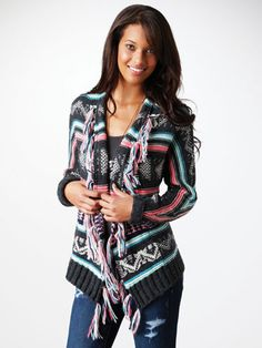 You'll feel super-cozy in this fair isle sweater—perfect for movie nights with your girls, or your crush! Note to Mom: this is a wish list must-haveFashion Gift Ideas 2012 - Stylish Christmas Gifts for Teens - Seventeen #17holiday